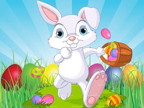 Easter Bunny Egg Hunt Kids Game - Easter Rush Game - YouTube