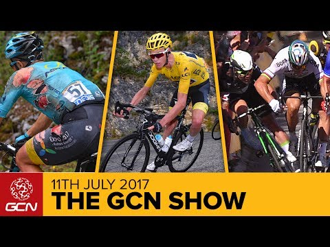 Drama At The Tour de France | The GCN Show Ep. 235