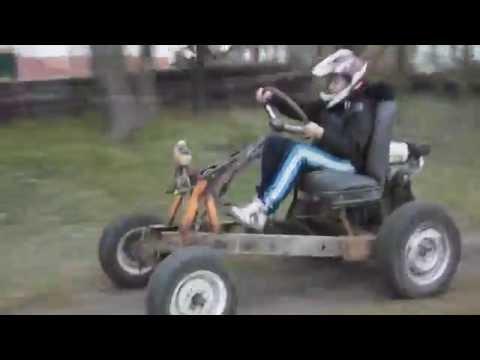 видео: Машина-Самоделка в Сердобске