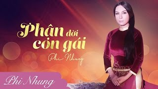 Phận Đời Con Gái | Phi Nhung