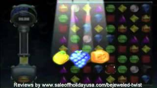 Bejeweled Twist Video Game and Game PC