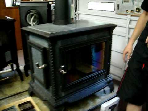 - HearthStone Heritage Wood Stove Basics #1 - YouTube