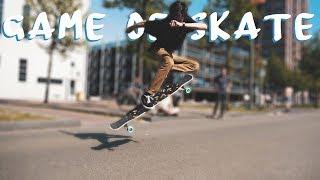 LONGBOARD Game Of S.K.A.T.E. | Apex vs. Dancer | w/ Nick Jones