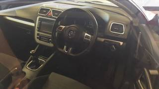 Review Of A Volkswagen Scirocco GT TDI