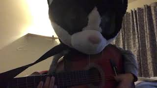 Bow makes music in real life