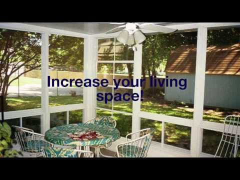 Florida Room Addition - Dallas, TX Sunroom Contractor - Sunshine Sunrooms