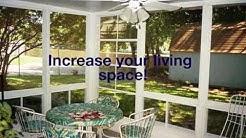 Florida Room Addition - Dallas, TX Sunroom Contractor - Sunshine Sunrooms