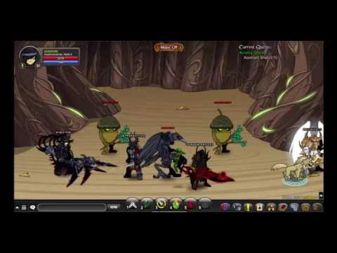 =AQW= The Cloister /join Cloister Full Walkthrough!