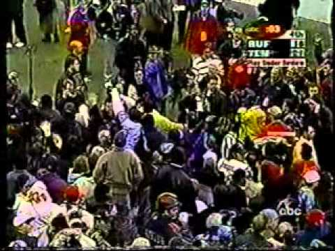2000 - Bills @ Titans - Music City Miracle
