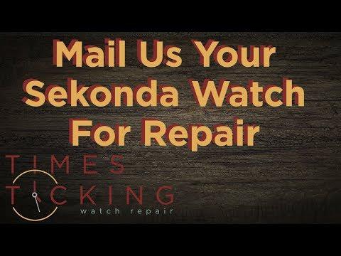 Sekonda Watch Repair