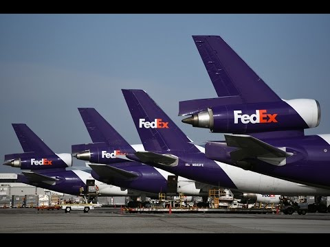 FEDEX - The World On Time
