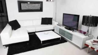 Modern sectional sofa at $1390 www.modani.com