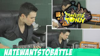 Kingdom Hearts - Traverse Town Metal Cover - NateWantsToBattle