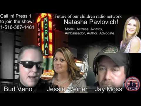 Natasha Pavlovich interview on the Far From Normal show