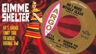 Etta James & Sugar Pie DeSanto - Do I Make Myself Clear
