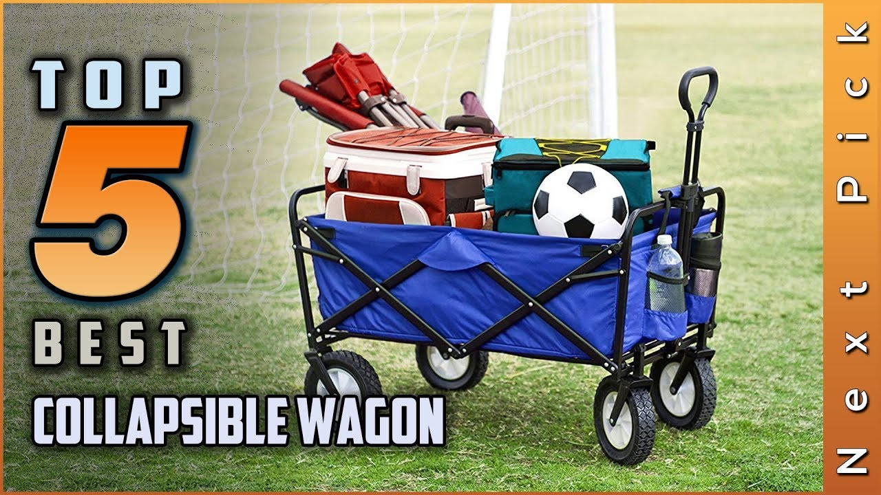 Collapsible Wagon Review In 2020