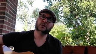 Leaving on a Jet Plane (cover)