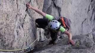 TopoVidéo : Aiguille du Moine ( Arête Sud classique, descente voie normale )