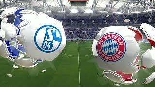 Finale FC Bayern München vs FC Schalke 04 - U11 Cup