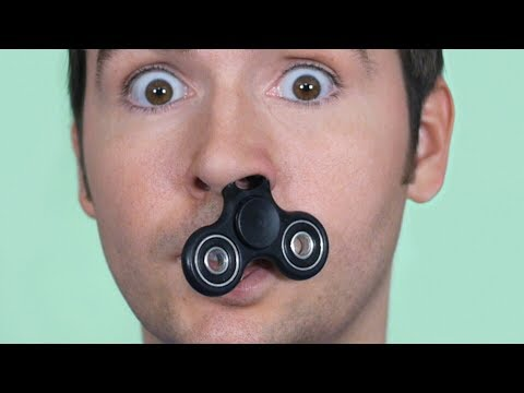 Thumbnail: FIDGET SPINNER STUCK IN NOSE!