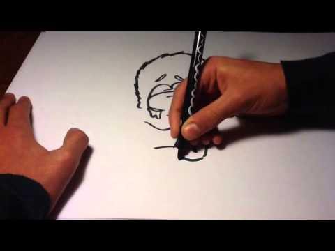 Dessiner Un Visage Qui Pleure Astuce Dessin De Cartoon Visage Qui