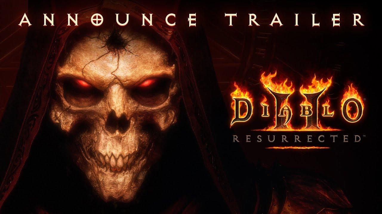 Tráiler de anuncio de Diablo® II: Resurrected™