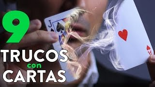 Top 9 Trucos de Magia Fáciles de Hacer con Cartas