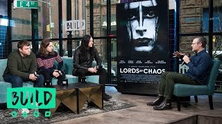 """Jonas Åkerlund, Rory Culkin & Emory Cohen Discuss The Movie, """"Lords of Chaos"""""""