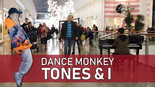 I Played Dance Monkey on Piano in The Oracle Reading Shopping Centre Cole Lam 12 Years Old