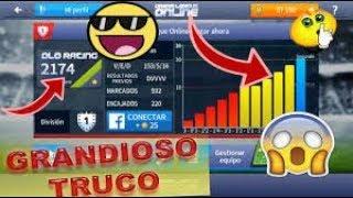 INCREIBLE TRUCO !!! COMO ASCENDER A CATEGORIA 1 [ASCENSO PRIMERA DIVISION] Dream League Soccer