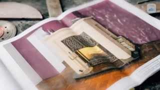 Эксклюзивный камин из мрамора(Эксклюзивный камин из мрамора. Предприятие ГОРНЯК, г. Кременчуг. Изделия из мрамора и гранита. http://gornyack.com/, 2015-04-08T07:27:02.000Z)