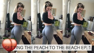 GETTING THE PEACH TO THE BEACH EPISODE 1 | Day in the Life!