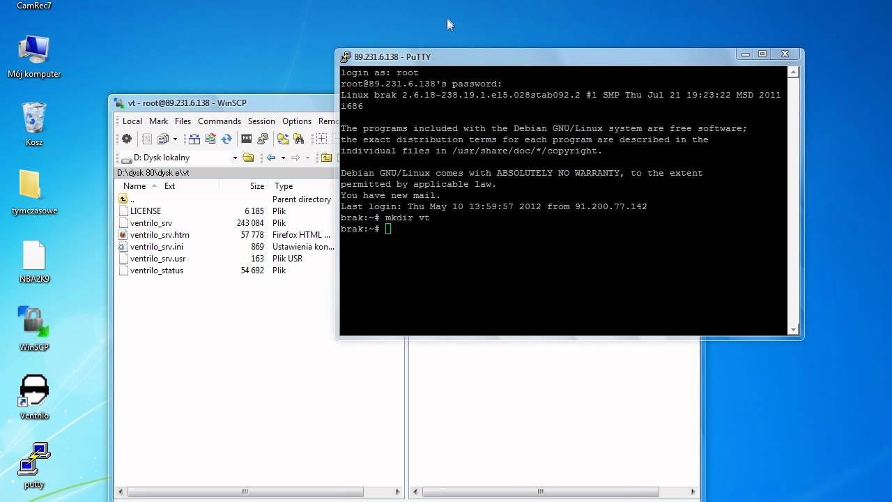 Ventrilo for linux (client) opinion plz! Store. Kde. Org.