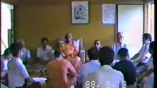 Repeat youtube video 19880813-0813 Swami Bhuteshananda
