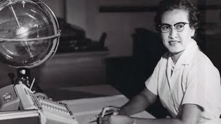 Meet the Black Female NASA Genius Who Helped Send the First American Into Space