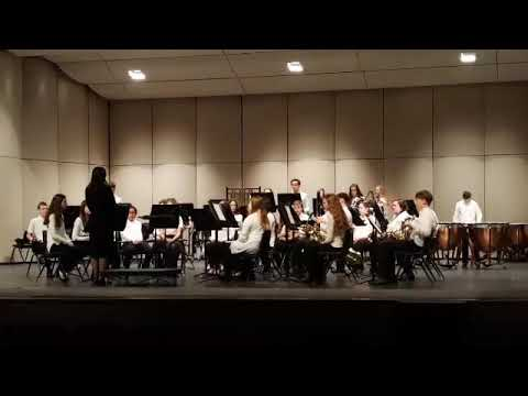 Williamston Middle School Band Festival