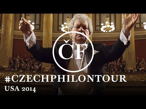 Czech Philharmonic & Jiří Bělohlávek: USA tour 2014