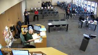 Man Drops Cocaine Baggie in Courtroom