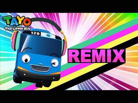 [Tayo Opening Remix] Party time with Tayo!