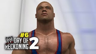 WWE Day of Reckoning 2 Story Mode Ep 6 | OLYMPIC HERO