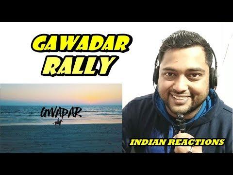 GWADAR RALLY Vlog Reaction | Irfan Junejo