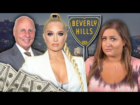 The Crimes of Beverly Hills Lawyer Tom Girardi | Is Real Housewife Erika Jayne Also Guilty?