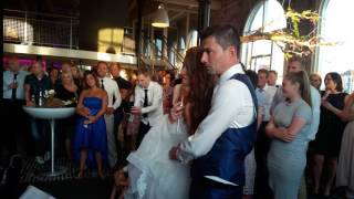 Dotan cover let the river in.. dutch wedding version!