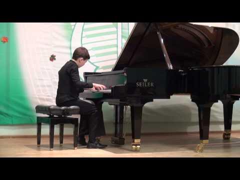 Карл Филипп Эммануил Бах - Фантазия для клавира фа-диез минор