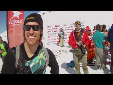 Tim Dutton Verbier FWT Run