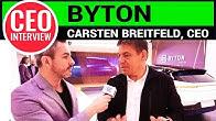 CEO Interview: Carsten Breitfeld of Byton