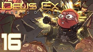 Jensen finds himself in the middle of a humanitarian crisis and there might not be anything he can do to help Deus Ex Mankind Divided is the action stealth