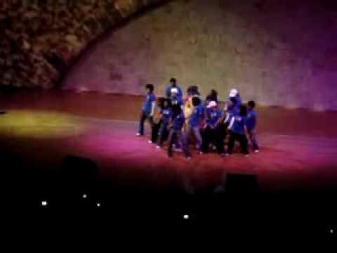 UTA FSA SPIRITUAL DANCE GP 06