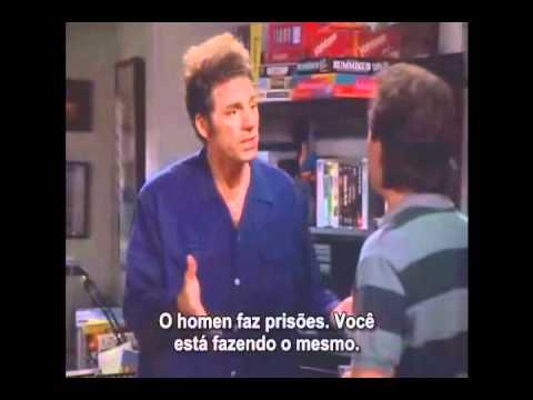 Seinfeld - Kramer: Não há mais nada na vida. (legendado)