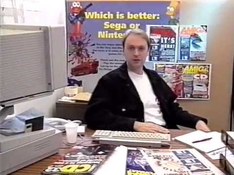 Amiga Format - Get The Most Out Of... Clarissa